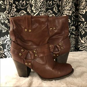Country western booties!